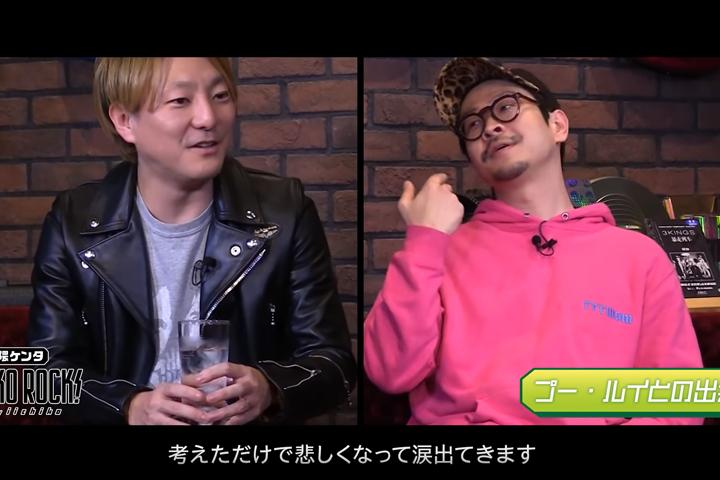 松隈さんと渡辺さんのトーク