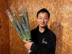 大窪勉(おおくぼつとむ)さん