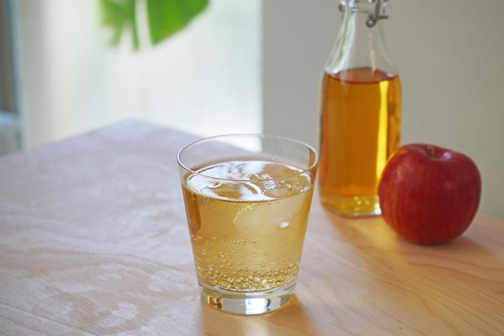 いいちこリンゴ酢割り