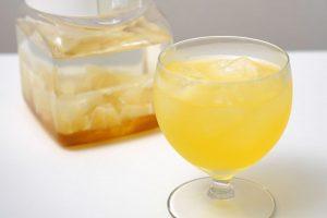 【果実のお酒】はちみつレモン酒