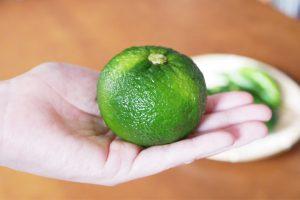 青柚子の選び方