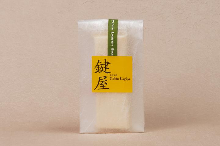 盆地風チーズの味噌漬け パッケージ