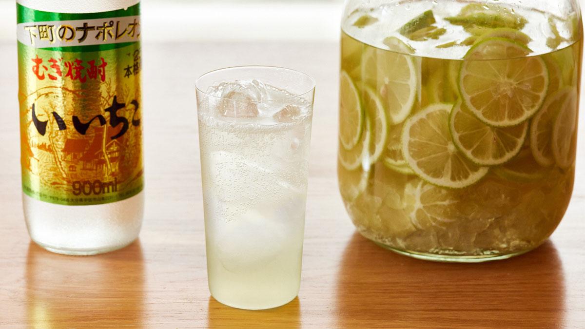 【レモン酒】究極のレモンサワーがいつでも楽しめる! おいしいレモン酒の作り方